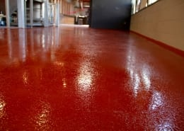 Crux Brewing Flooring project