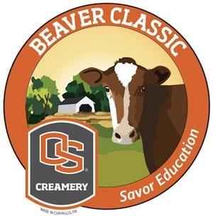 Beaver Classic OSU Creamery Logo