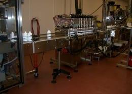 Botanical Labs Epoxy floor