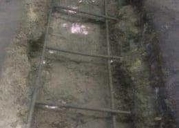 Cold Storage floor repair urethane