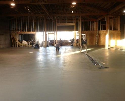 Cascade Floors Barley Brown Job