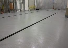 Barrel of Monks Brewing floor by Cascade Floors