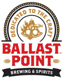 Ballast point floor logo
