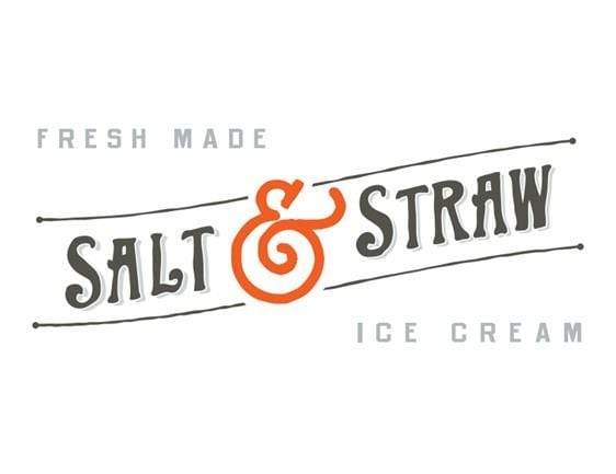 Salt and Straw logo