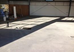 Commercial Floor installation Boneyard Beer