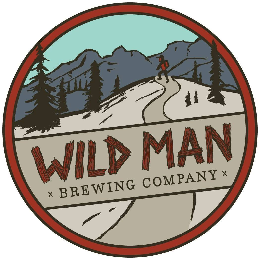 Wild Man Brewing Logo